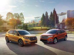 明年将国产 福特全新一代锐界详细图解