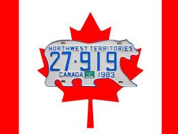 小白变大咖系列(4) 加拿大车牌三两事