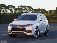 三菱全新欧蓝德PHEV-S  巴黎车展首发
