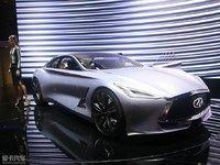 英菲尼迪Q80 Inspiration 巴黎车展发布