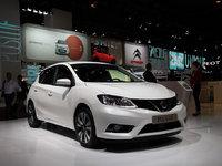 日产新Pulsar巴黎车展发布 或为新骐达