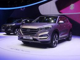 全新ix35上海车展发布 或命名全新途胜
