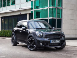 限量250台 MINI COUNTRYMAN特别版官图