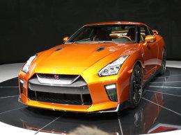 日产新款GT-R纽约车展发布 动力更强劲