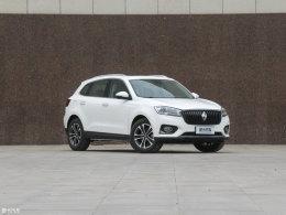宝沃BX7北京车展正式上市 售16.98万起