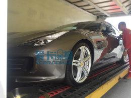 法拉利GTC4Lusso实车