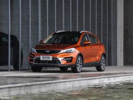 吉利帝豪GS北京车展首发 将于5月初上市