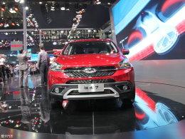 奇瑞新车消息 瑞虎3X/瑞虎7下半年上市