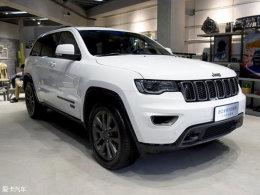 Jeep新大切诺基将6月27日上市 配置提升