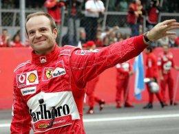 赛道上的巴西英雄TOP4 创记录者鲁本斯