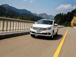 爱卡SUV专业测试 启辰T70 2.0L CVT车型