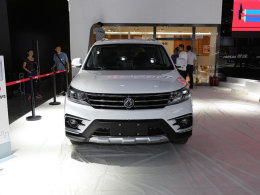 全新景逸X5成都车展首发  好眼熟的前脸