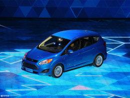 福特C-MAX混动年内上市 综合油耗仅2.1L