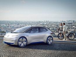 展示未来的一扇窗 大众I.D.概念车解析