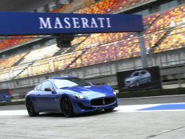 玛莎拉蒂赛道日 来场不止于胜负的较量