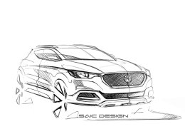 我也玩互联网 MG新SUV将于广州车展发布