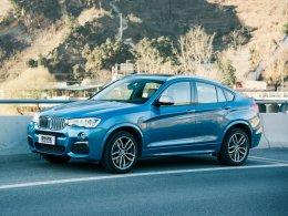 爱卡SUV专业测试 暴力使者BMW X4 M40i
