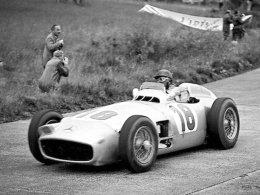 """一切始于""""银箭"""" AMG F1车队传奇之路"""