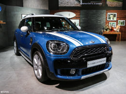 全新MINI COUNTRYMAN于12日公布预售价