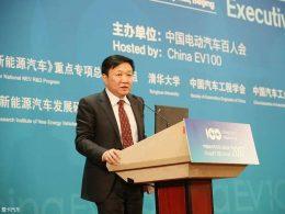 前沃尔沃中国CEO童志远 加盟长江汽车