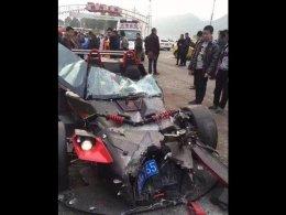 KTM X-BOW首撞的启示 车主当心人财两空