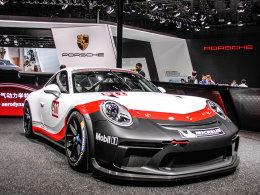 久违了我的梦想 实拍保时捷911 GT3 Cup