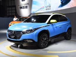 2017上海车展 纳智捷小型SUV静态评测