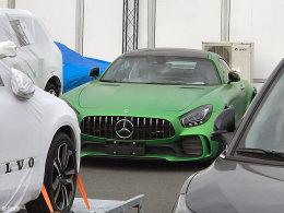 上海车展探馆:梅赛德斯-AMG GT R亮相