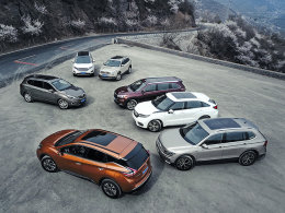 7款中型SUV对比 谁才能带我翻山越岭?