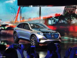 奔驰全新纯电动掀背概念车 将于9月发布