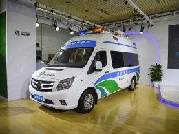 环保先锋 中国首款智能环境车正式发布