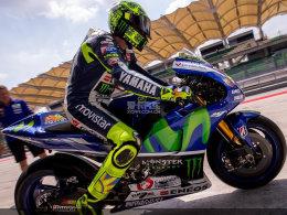 瓦伦蒂诺 罗西 在米萨诺赛道恢复测试