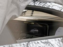 AMG GT Concept量产版内饰 明年3月发布