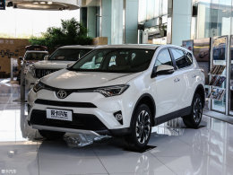 日系紧凑SUV大乱斗 CX-5/XV/CR-V/RAV4
