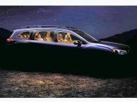 斯巴鲁Ascent预告图 将洛杉矶车展发布