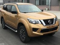 郑州日产全新SUV申报图 或定名为TERRA
