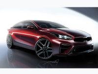 起亚全新Forte预告图 将北美车展首发