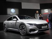 大众Arteon将于北京车展发布 8月上市