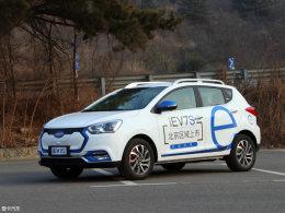 纯电小型SUV新选择 爱卡试驾江淮iEV7S