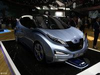 2018北京车展:北汽新能源EX3概念车亮相