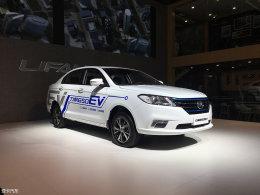 力帆650 EV正式发布