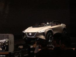 日产IMx KURO概念车