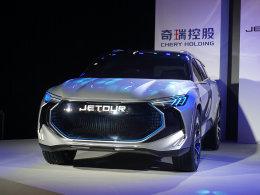 2018北京车展  捷途JETOUR X静态评测