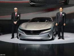 正道GT概念车国内首发