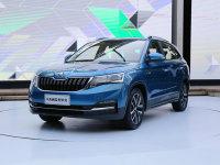 SUV市场上再发力 实拍上汽斯柯达KAMIQ