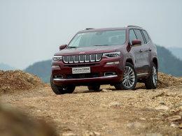 7座市场又一悍将 Jeep大指挥官试驾体验