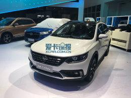 天津一汽骏派CX65曝光