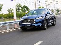 周末车闻 新一代QX50领衔多款新车上市