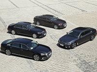 4款D级豪华轿车对比 品质与舒适见乾坤