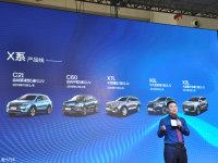 北汽幻速X系列规划 年内推三款全新SUV